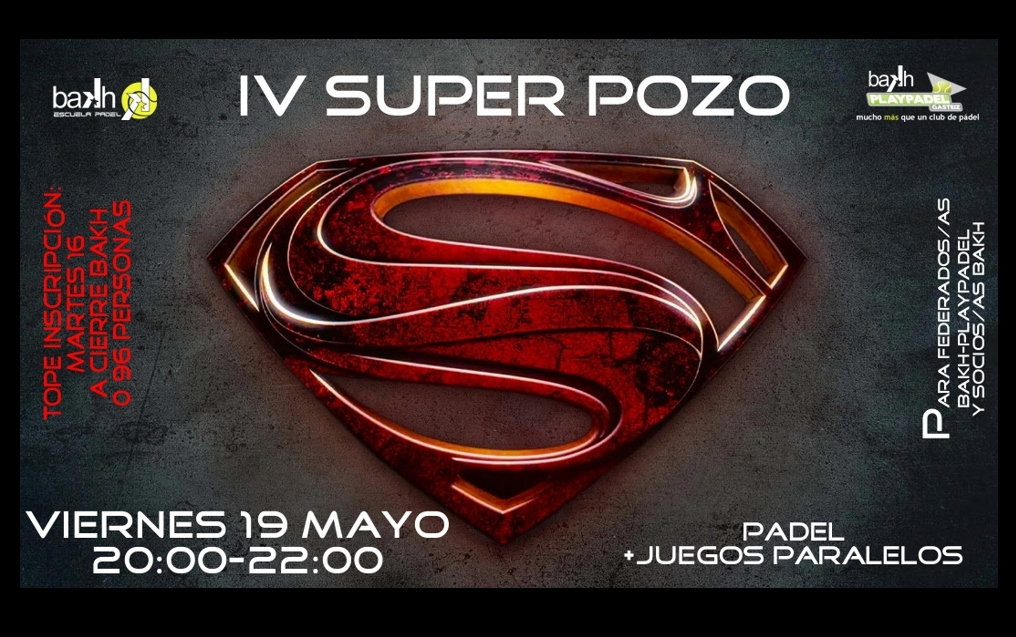 IV Superpozo