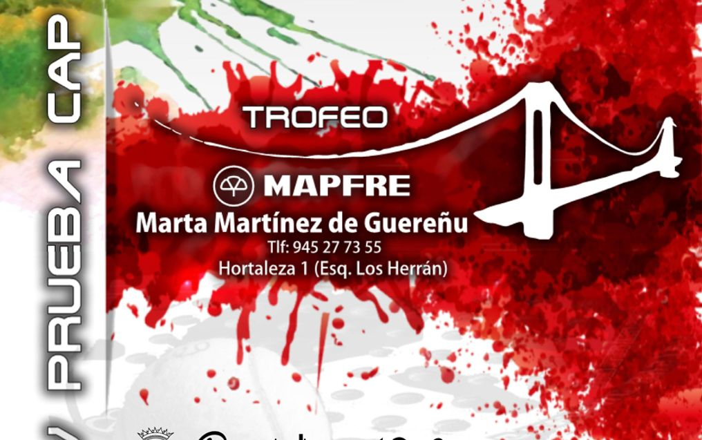 4ª Prueba CAP-Trofeo MAPFRE (Marta Mtz de Guereñu)