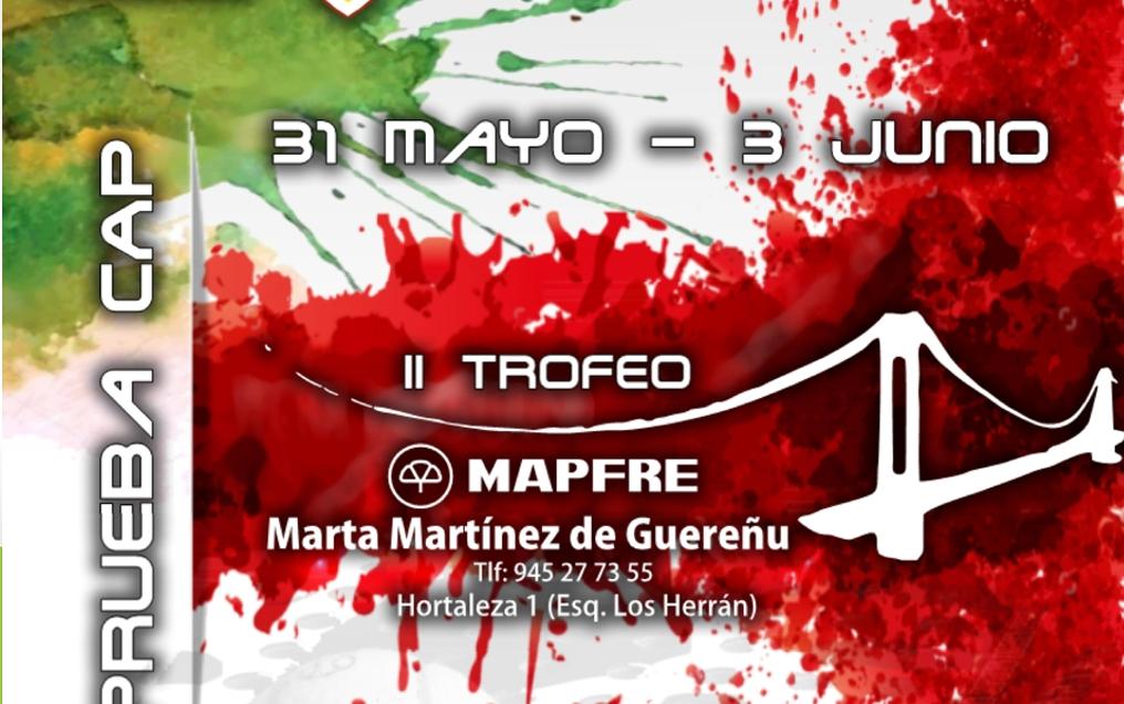 6ª Prueba CAP-II Trofeo Marta Mtz de Guereñu